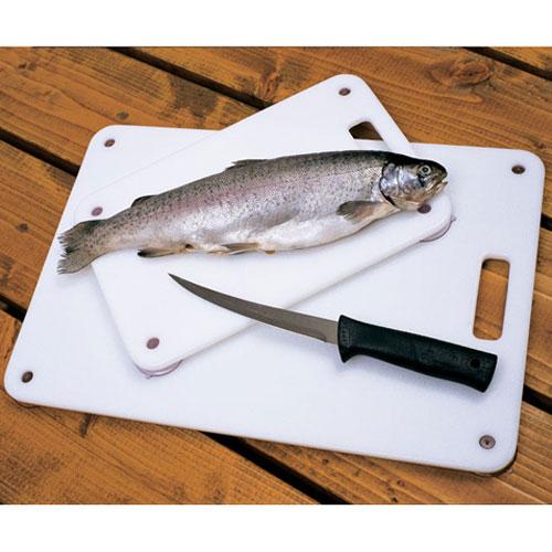 Bait boards bait board stickyboards for Fish fillet board