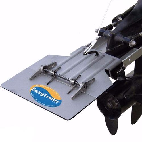 outlet C For motors 30-45 HP EasyTroller Trolling Plate Short